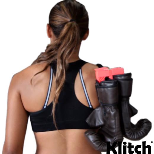Klitch Sport <br>クリッチスポーツ シューズクリップ RED