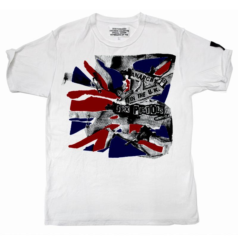 Tシャツ ANARCHY FLAG(セディショナリーズ)