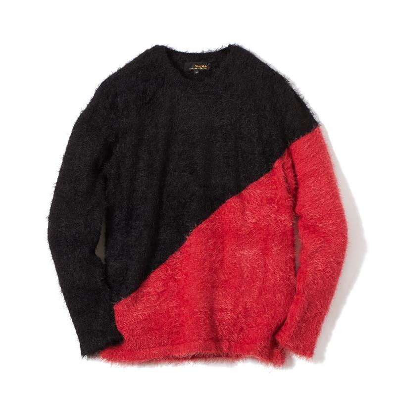KMパイルセーター