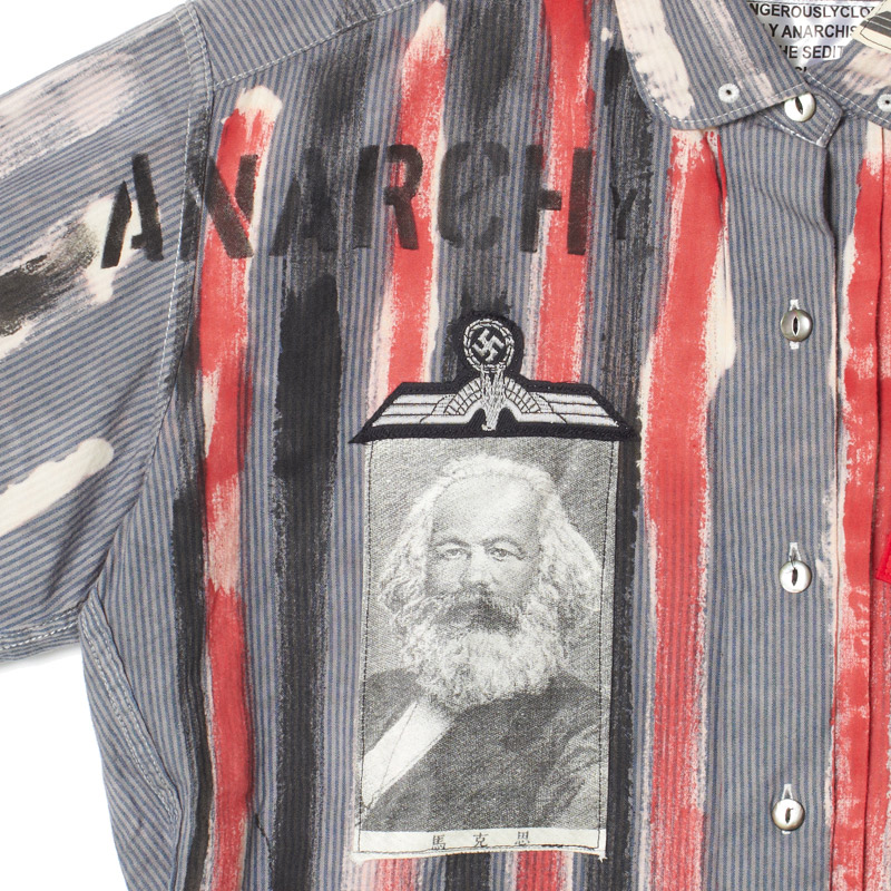 アナーキーシャツ(セディショナリーズ)