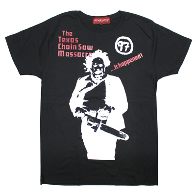 Tシャツ TEXAS CHAINSAW