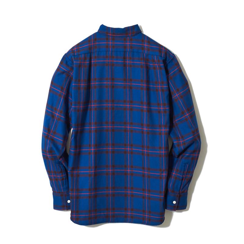 """""""1977""""ラウンドカラーシャツ"""