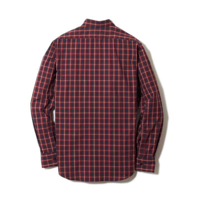 レギュラーカラーシャツ