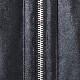 LJM-25TF フロントジップ レザージーンジャケット