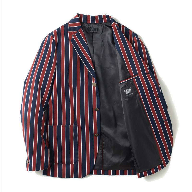 スクール ストライプジャケット