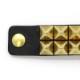 2連ピラミッドリストバンド(ボタン/2種)