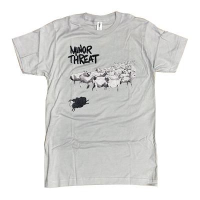 Tシャツ MINOR THREAT