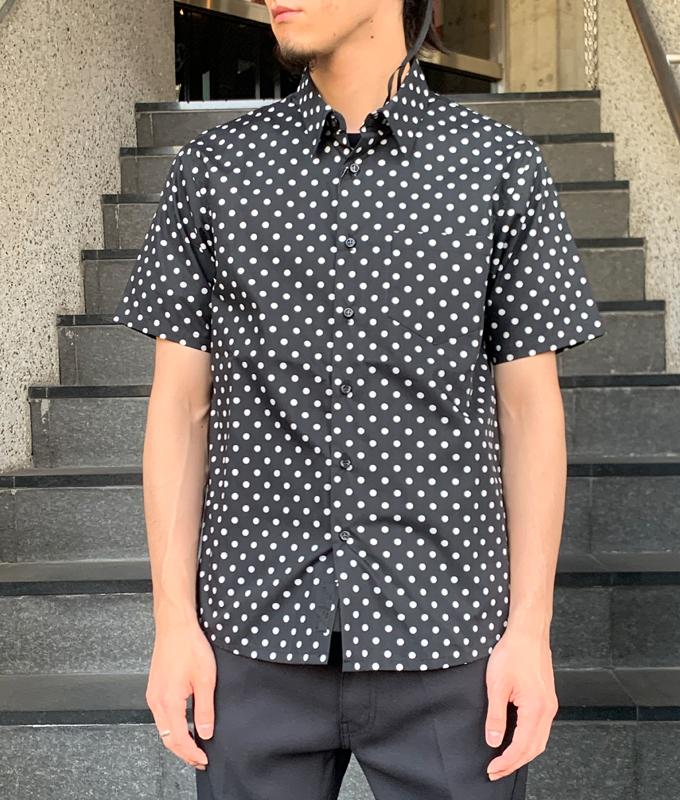 ドットシャツS/S