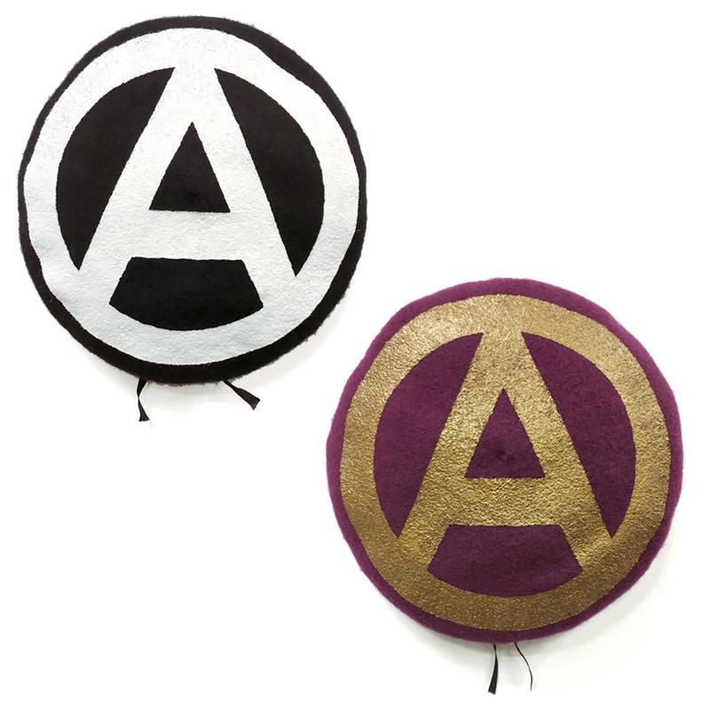 ベレー帽 A-MARK(セディショナリーズ)