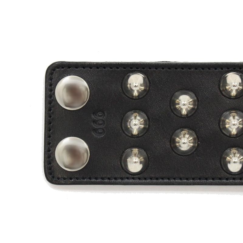 3×2連コニカルリストバンド(ボタン)