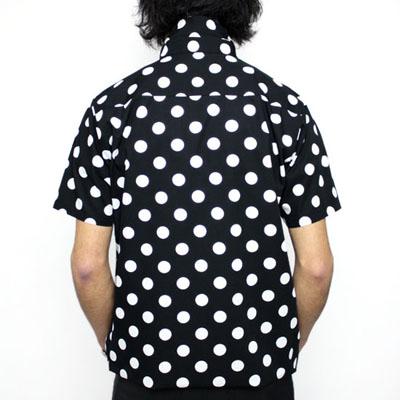 ドットシャツS/S(23mmドット)