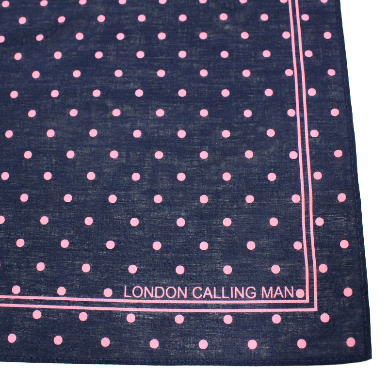 LONDON CALLING MANバンダナ