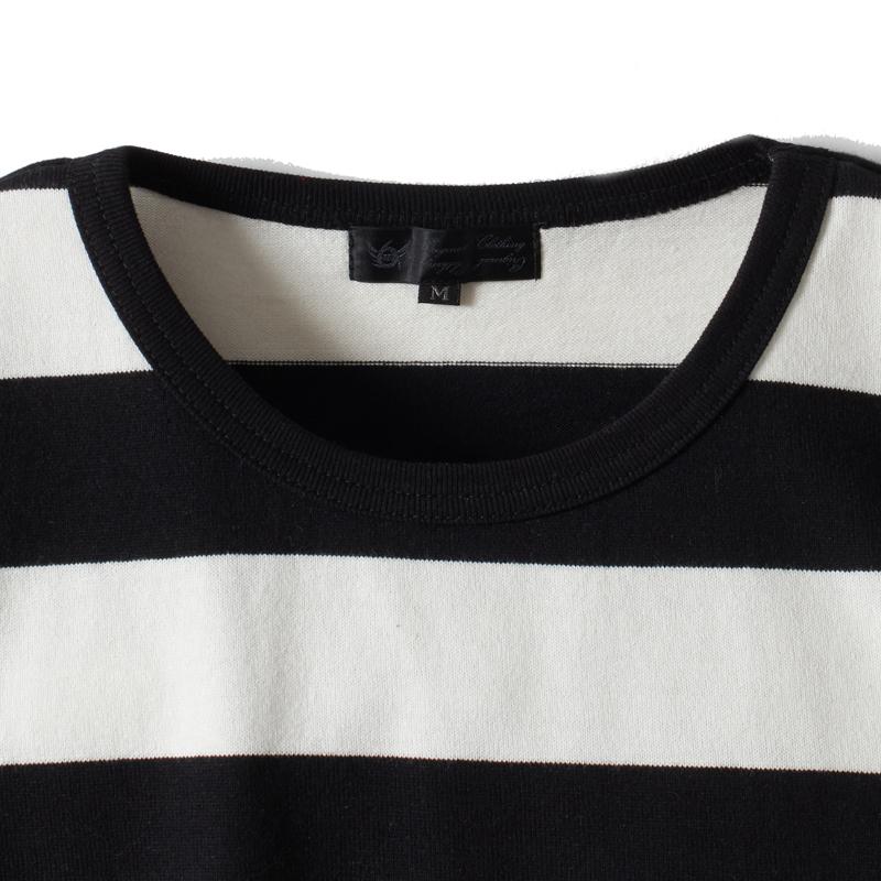 ボーダーTシャツS/S