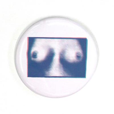 バッジ/TITS(54mm)