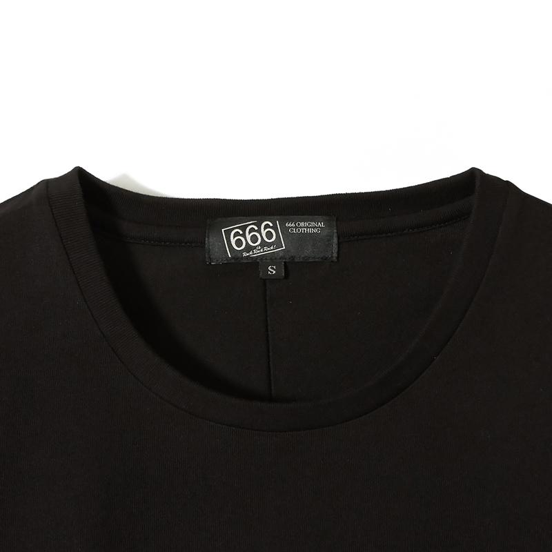 """1977"" Tシャツ L.A.M.F."