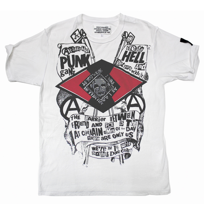 Tシャツ PUNK GANG(セディショナリーズ)
