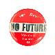 バッジ/NO FUTURE(25mm)