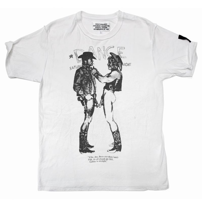 Tシャツ COWBOYS(セディショナリーズ)