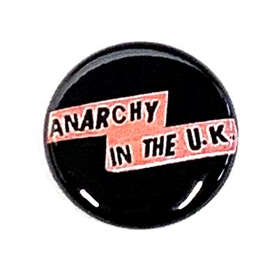 バッジ/ANARCHY IN THE UK(25mm)