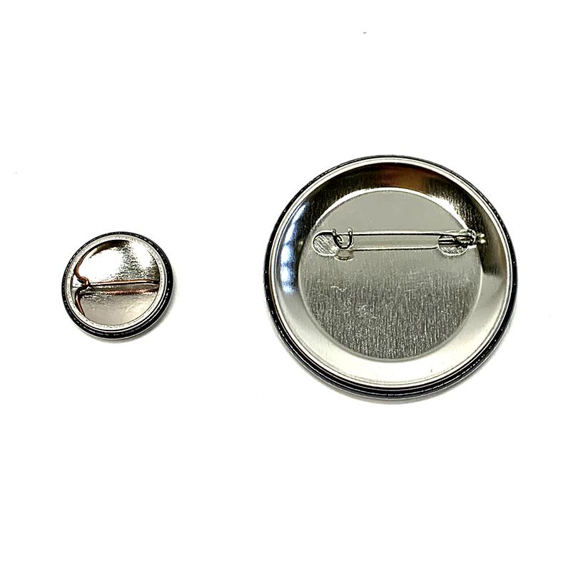 バッジ/A-SKULL(54mm)