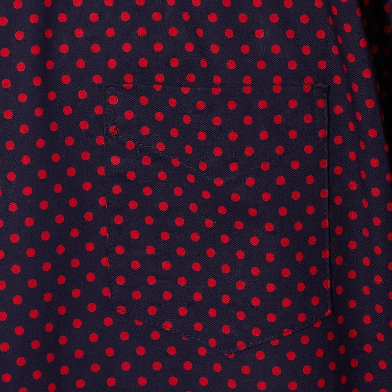 ドットシャツL/S(4mmドット)