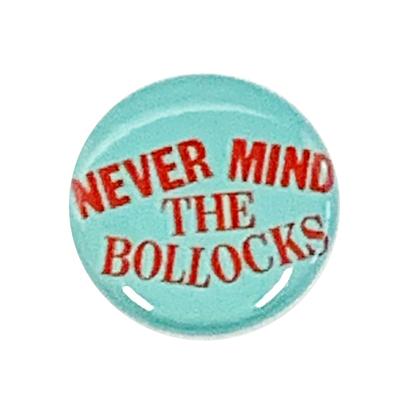 バッジ/NEVER MIND THE BOLLOCKS(25mm)