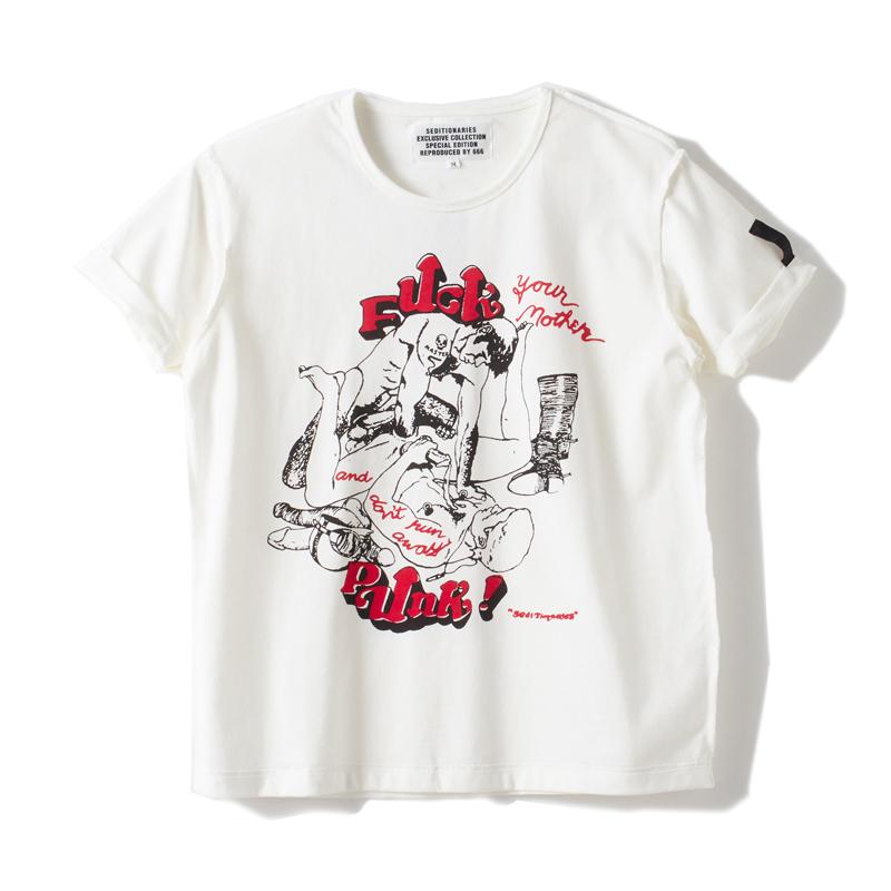 Tシャツ FUCK YOUR MOTHER(セディショナリーズ)