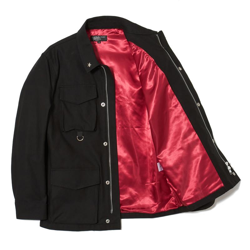 ワンスターフィールドジャケット