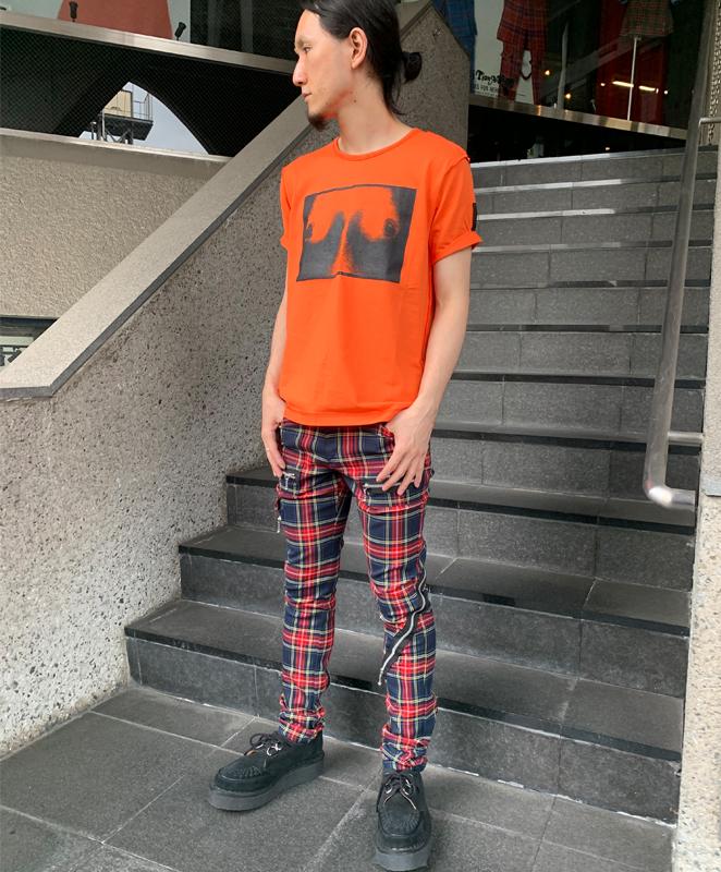 Tシャツ TITS(セディショナリーズ)