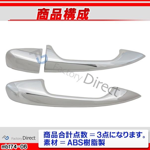 ri-mb174-06(112-06) ドアハンドドアウター右ハンドル専用  Eクラス C238(クーペ  2017以降 H29以降) MercedesBenz メルセデスベンツ クロームメッキランプトリム ガーニッシュ カバー( メッキパーツ )