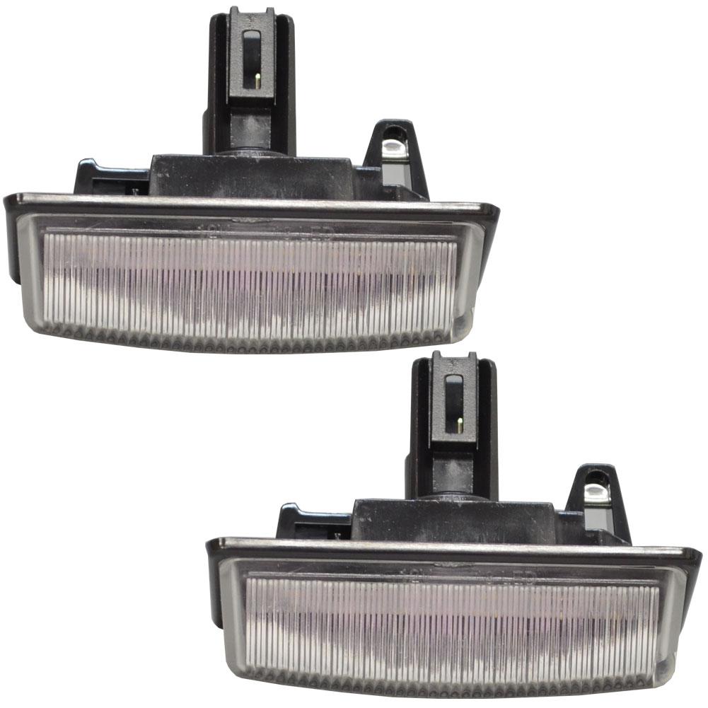ll-ni-c15 Serena セレナハイウェイスター(MLC26系 H25.12以降 2013.12以降)日産 NISSAN LEDナンバー灯 ライセンスランプ NISSAN ニッサン 日産 自社企画商品(LED ナンバー灯 カーアクセサリー ランプ パーツ カスタムパーツ ナンバーランプ )