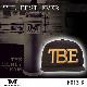 tmt-h013-k THE MONEY TEAM ザ・マネーチーム THE BEST EVER キャップ 金ロゴ&黒ベース 刺繍 (TMT フロイド・メイウェザー 帽子 ストリート  ボクシング ストリート系  )