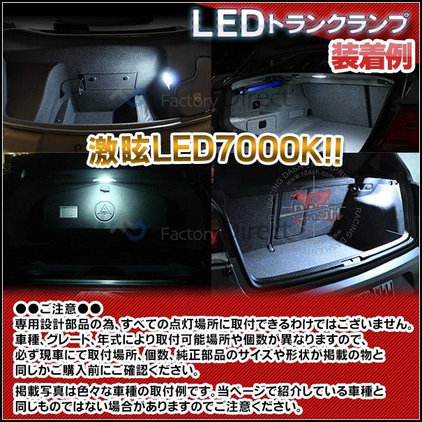 LL-PO-TLA04 Boxster ボクスター(986型 1997-2004) Porsche ポルシェ LEDインテリアアンプ 室内灯 レーシングダッシュ製 )