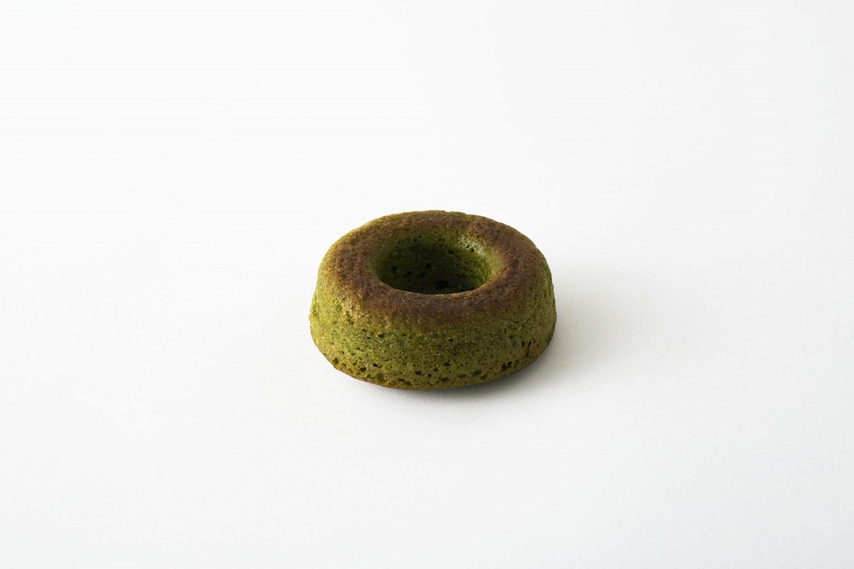 FAHAN おやつパン ドーナッツ 抹茶 10個入[冷凍] 送料別途