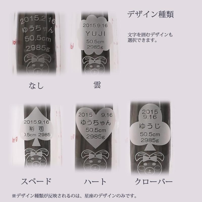 人気出産祝いネームインポエムオリジナル名入れ哺乳瓶セット