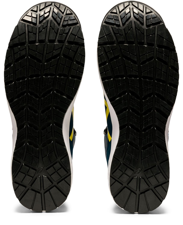 CP304BOA ハイカット安全靴 ウィンジョブ BOAフィットシステム JSAA認定 A種 ASICS