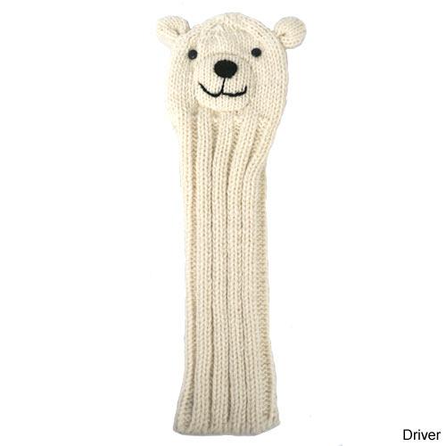 サンフィッシュ 白クマ ヘッドカバー