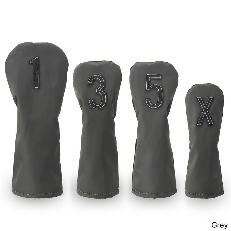 Vessel VSL Nylon Golf Headcover Set