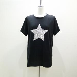 INDIMARK(インディーマーク)【星ビジューTシャツ】A-110◆即日発送OK◆