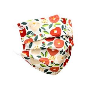 apricot【1DAYマスク/やわらか3層使い捨てマスク/普通サイズ】MMM2022◆即日発送OK◆