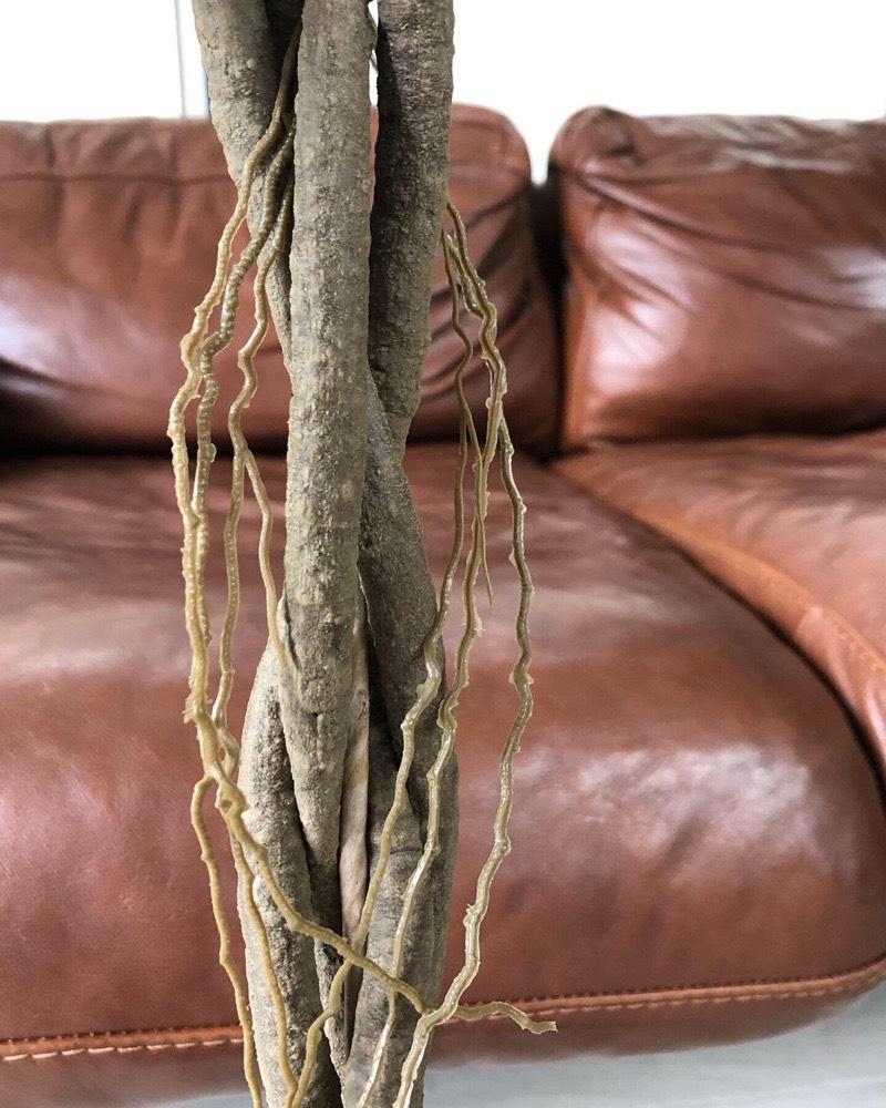 【送料無料♪】トピアリー型のねじねじの木