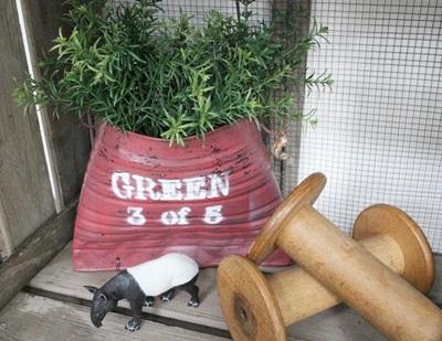 ローズマリーピック(グリーン)