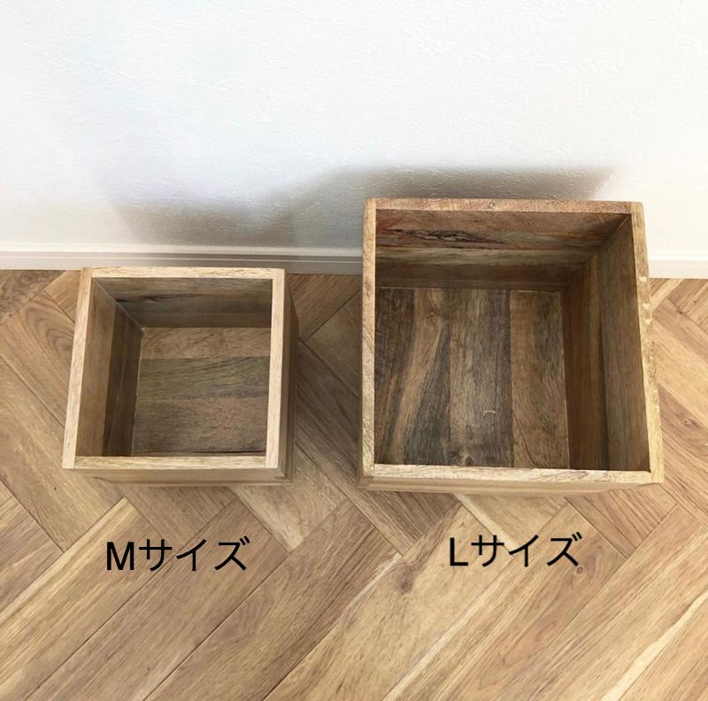 【送料無料♪】アイアンウッドポットM