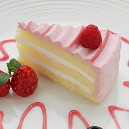 ドルチェ・ベリーミルク 1箱4切入×12箱 業務用カットケーキ