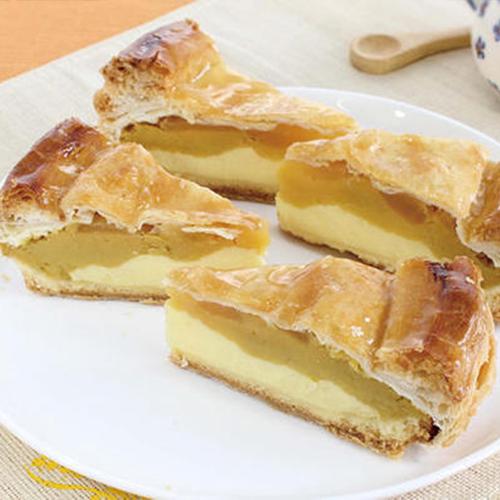 安納芋アップルパイ 1箱4切入×12箱 業務用カットケーキ