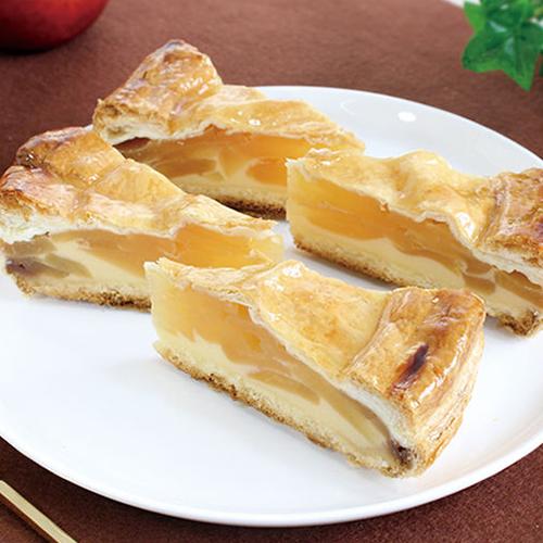 津軽りんごのアップルパイ