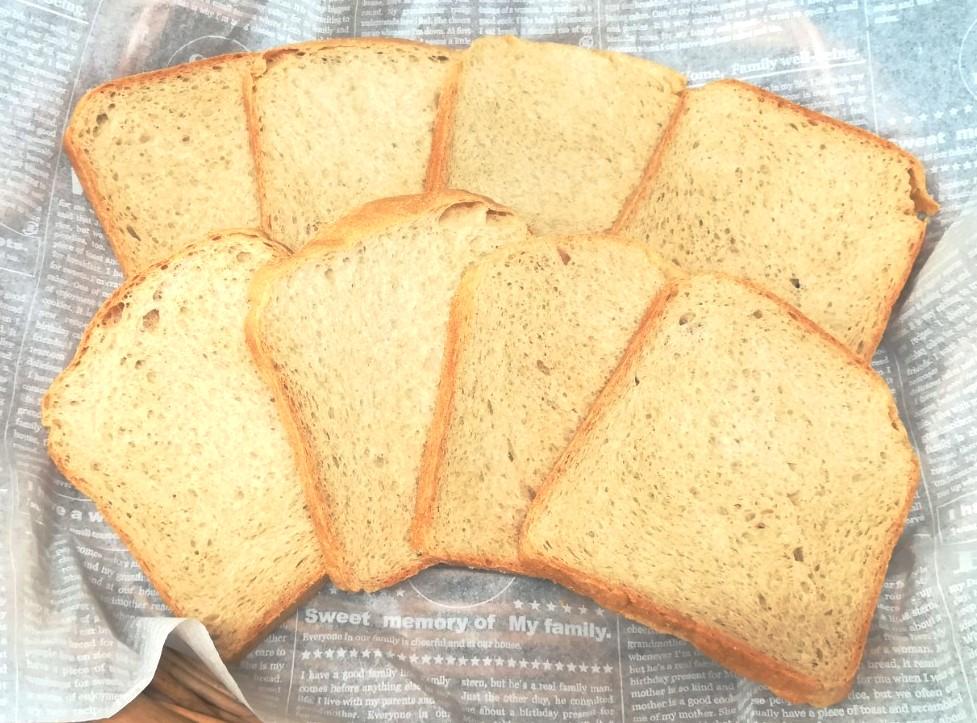 バターたっぷり食パン(1斤/8枚切り)