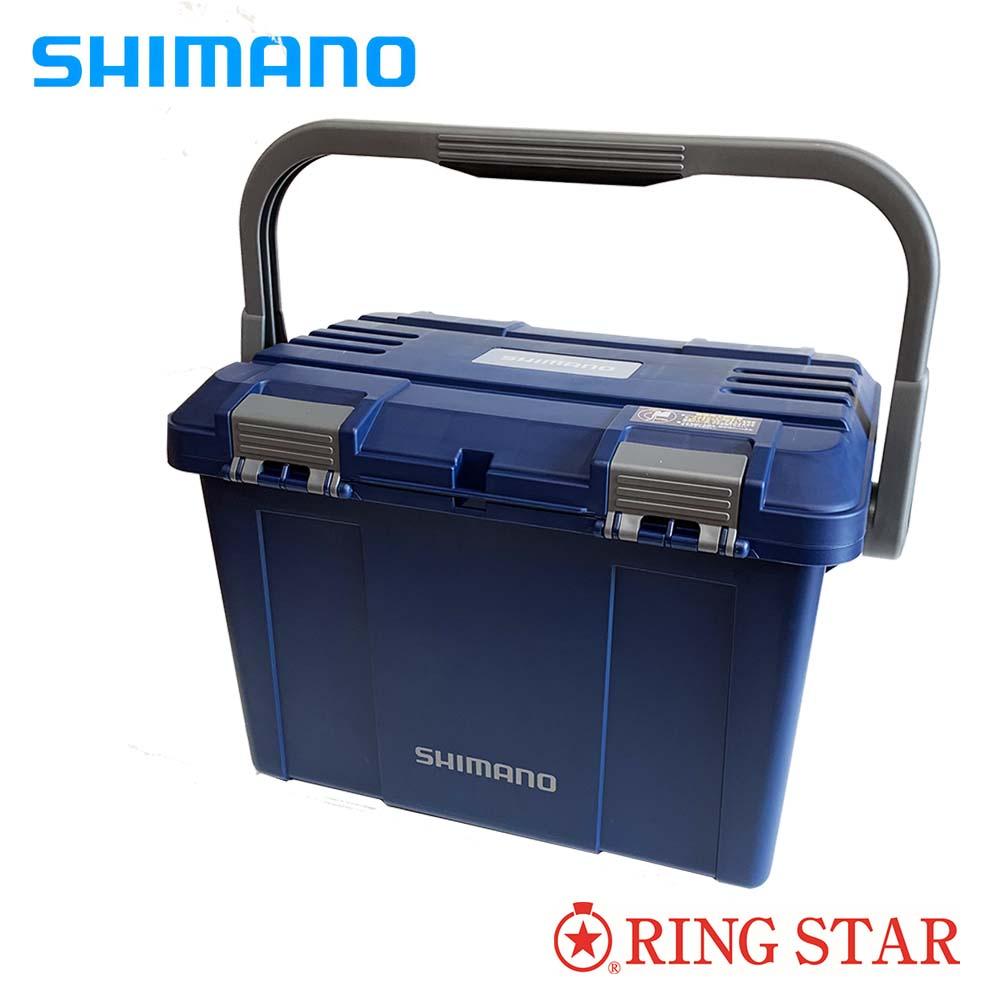 シマノ HDタックルボックスCS-201U ネイビー