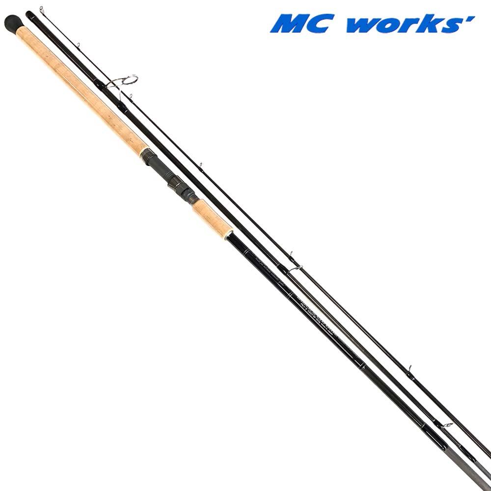 MCワークス BLACK&CHROME 116SH TRIDENT/Cork