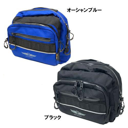 MCワークス ALL WEATER HIP BAG HB-1
